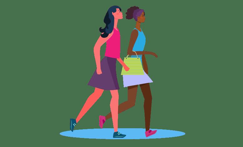 Dermatology illustration