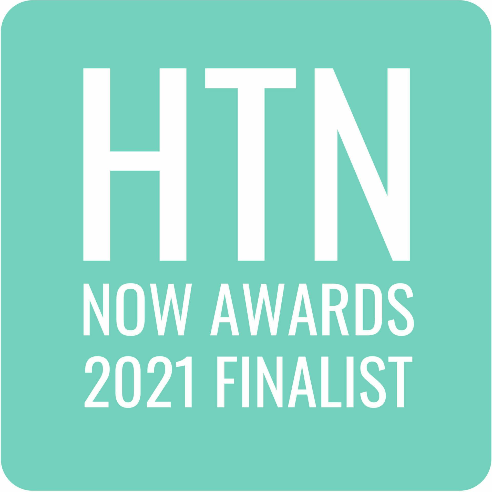 HTN Now Awards 2021 Finalist